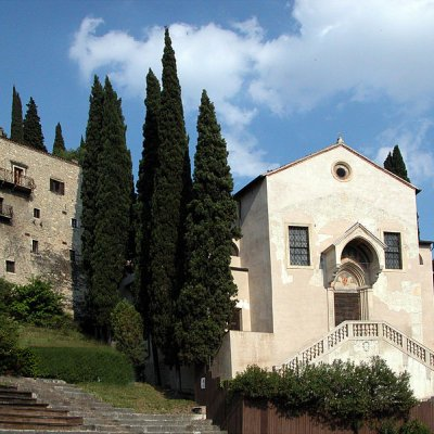 Church of San Siro and Libera