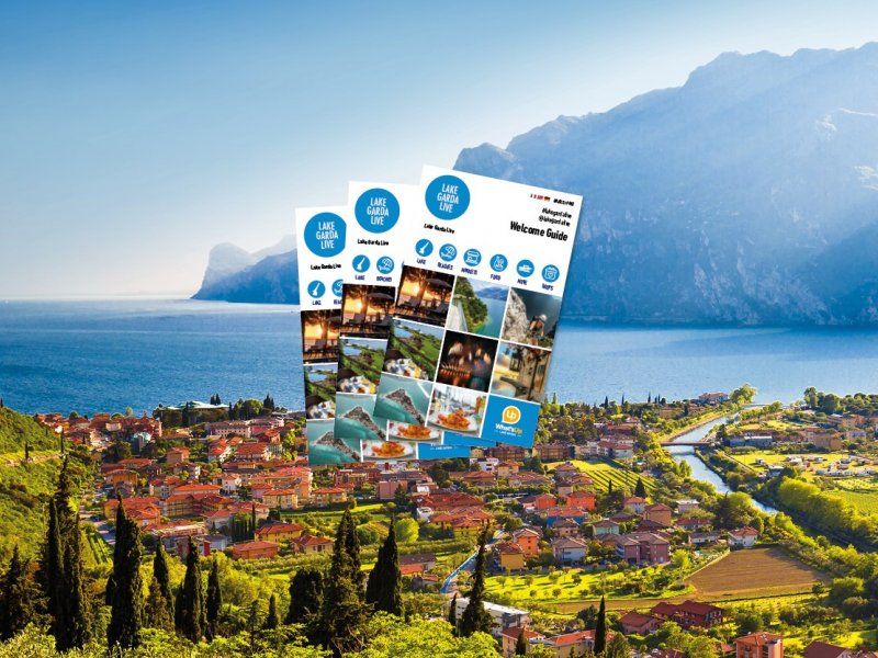 >> THE OFFICIAL GUIDE OF LAKE GARDA